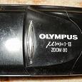 Отдается в дар Фотоаппарат пленочный Olympus.