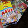 Отдается в дар Кошачьи витамины Jokies. Начатые.