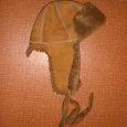 Отдается в дар шапка зимняя меховая
