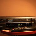 Отдается в дар Кассетный пишущий видеомагнитофон samsung со стереозвуком hi fi мультиформатный