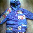 Отдается в дар Куртка на девочку демисезонная