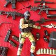 Отдается в дар Игрушки: солдат, конструктор