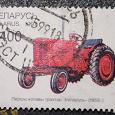 Отдается в дар белорусские марки с конверта