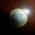 Отдается в дар 1 евро Италии.