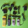 Отдается в дар Телефоны мобильные Alkotel, Nokia, Simens + зарядные устройства