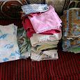 Отдается в дар постельное бельё, полотенца