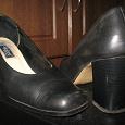 Отдается в дар Женские туфли черные