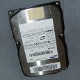 Отдается в дар Жесткий диск IDE 120Gb