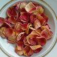 Отдается в дар Засушенные лепестки роз
