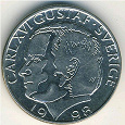 Отдается в дар Шведская крона (монеты)