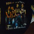 Отдается в дар Футболка с Tokio Hotel.