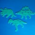 Отдается в дар Динозаврики