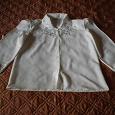 Отдается в дар Рубашка женская, размер 54-56