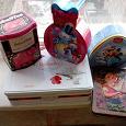 Отдается в дар Отдам даром жестяные коробочки из-под конфет и чая