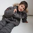 Отдается в дар Зимняя куртка и комбинезон для мальчика