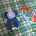 Отдается в дар подарю маленькие игрушки погремушки для самых маленьких