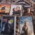 Отдается в дар диски DVD с разными фильмами
