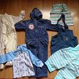Отдается в дар Детская одежда (74-80)