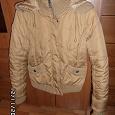 Отдается в дар куртка-пуховик на осень-зиму