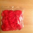 Отдается в дар Искусственные лепестки роз, новая упаковка