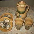 Отдается в дар Набор керамической посуды