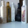 Отдается в дар Вазы бутылочные: «Изморозь», «BlackSwan», «Зефир», «Арабеска»