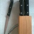Отдается в дар набор ножей