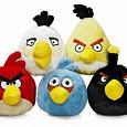 Отдается в дар Наклейки из Окея. Angry Birds