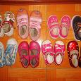 Отдается в дар Пакет обуви для девочки