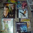 Отдается в дар диски DVD с разными фильмами и концертами