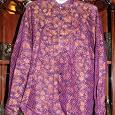 Отдается в дар Красивая женсккая блузка с дефектом.