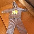 Отдается в дар Детский костюм Carters размер 74-80 см.