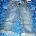 Отдается в дар Бриджи джинсовые Р. EUR — 38, UK — 10
