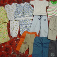 Отдается в дар Детская одежда на мальчика (рост 92)