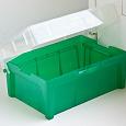 Отдается в дар Зеленые коробочки