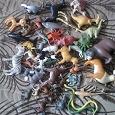 Отдается в дар игрушки -животные для мальчика