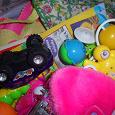 Отдается в дар Пакет детских игрушек: игрушки, погремушки, детские журналы, сумочки и т.д.