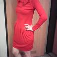 Отдается в дар Шикарное красное платье, размер 44-46