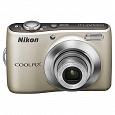 Отдается в дар фотоаппарат Nikon Coolpix L22