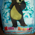 Отдается в дар рюкзак «Маша и медведь»