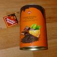 Отдается в дар Черный листовой чай.