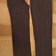 Отдается в дар женские брюки 44 рост около 170 две пары.