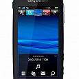 Отдается в дар мобильный телефон Sony Ericsson Vivaz б/у