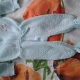 Отдается в дар Теплые костюмчики малышам 3-9 месяцев 2