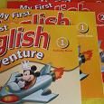 Отдается в дар Учебный материал по английскому детям