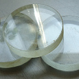 Отдается в дар Стекла стеклянные круглые