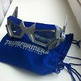 Отдается в дар 3D очки Transformers (2 штуки)