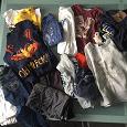 Отдается в дар Мешок одежды на мальчика 3-5 лет