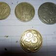 Отдается в дар монетки Украина и Казахстан