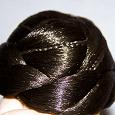 Отдается в дар Для волос (резинка и пучок)